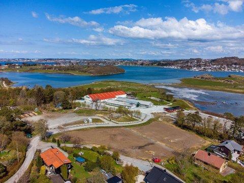 Dette småbruket på Snøde er dyrest i Sola kommune.