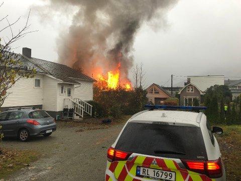 MYE LEST: Mange har fått med seg saken og videoen fra husbrannen på Jørpeland i november.