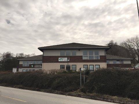 PÅ LISTE: Sandnes kommune har plassert Forsand kommunehus på ei liste over kommunale eiendommer som vurderes solgt.