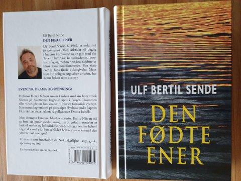 """Den fødte ener"" er navnet på Ulf Bertil Sendes nye bok, som ikke er en krim."