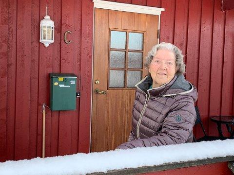 For Marit Fjeldstad (95) har kvinnedagen vært som en hvilken som helst dag.