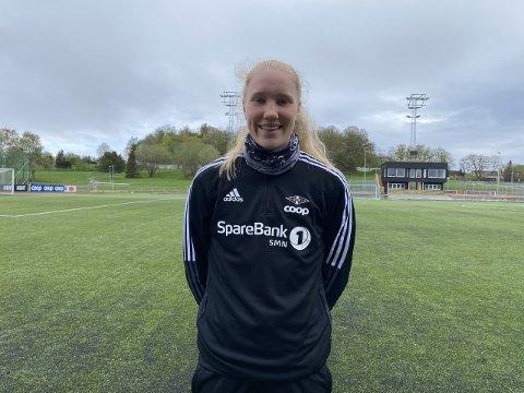 Synne Amdahl Brønstad ble klar for Rosenborg k