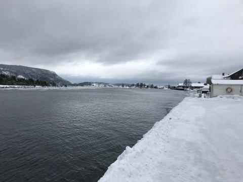 ISKALDT: Det kan bli skikkelig kaldt fra helga. Spørsmålet er om Sibir-kulda treffer oss eller stryker forbi.