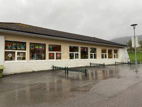 Det er nok plass på Tømmerås skole forteller fungerende rektor.