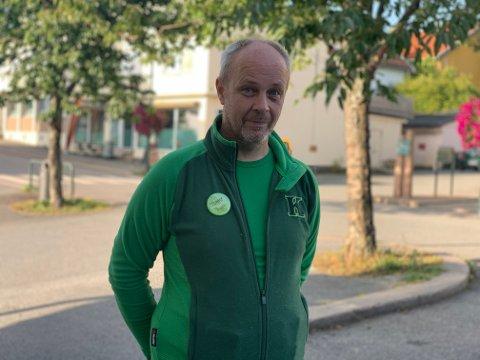 Tommy Rypås (47) er med i denne ukens 20 kjappe med Svelviksposten.