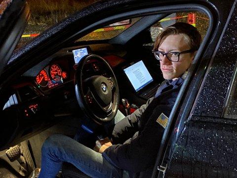 Thomas Johnsen (20) var en av mange som startet nytt firma i 2020. Men det gikk ikke helt som han håpet. Nå vil han kanskje gjøre noe nytt.