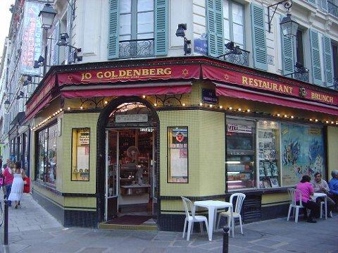 Angrepet skjedde på denne kafeen i 1982. FOTO: Wikimedia Commons