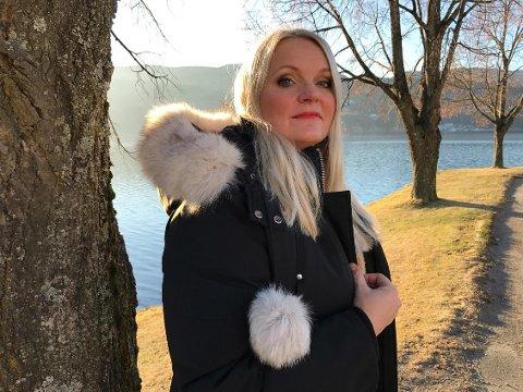 VIL LEGGE NED: Senterpartiets førstekandidat ved valget tl høsten, Åslaug Sem-Jacobsen, ønsker å legge ned selskapet Nye Veier.