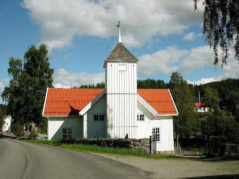 Narkotikahandel: Da politiet så en mistenkelig bil ved Brunkeberg kirke, viste det seg å være en narkotikaselger som ventet på en kjøper.