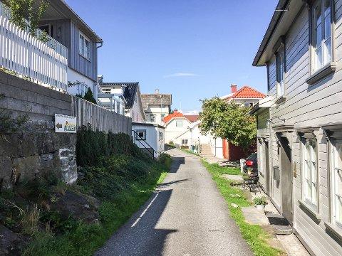 VERNESTATUS: Store deler av Langesund sentrum er regulert til bevaring og har høy regional vernestatus. Dette vil kommunen nå styrke ytterligere ved å regulere en større del av byen.