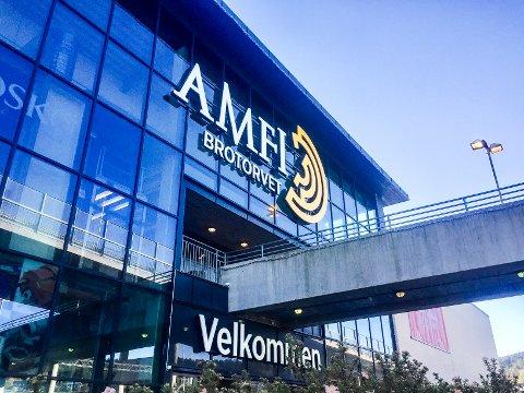 AMFI BORT: Brotovet skal skilles fra Amfi og blir en del av en helt ny kjøpesenterkjede som skal bygges opp av Sørco AS og LL Holding.