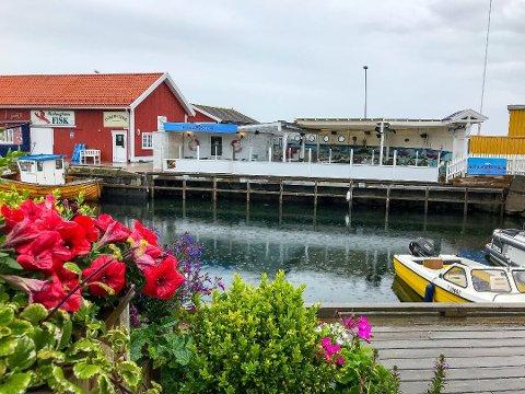 FIKK NEI: Havaristen har lenge vært et populært serveringssted i sommerperlen Nevlunghavn. Foto: Thor Kenneth Løvenfalck, arkiv