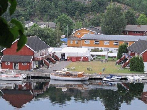 LEIRSTEDET: I to uker hver sommer arrangeres det konfirmantleir ved Kragerø Sportell. I år ventes det innrykk av 1000 ungdommer.