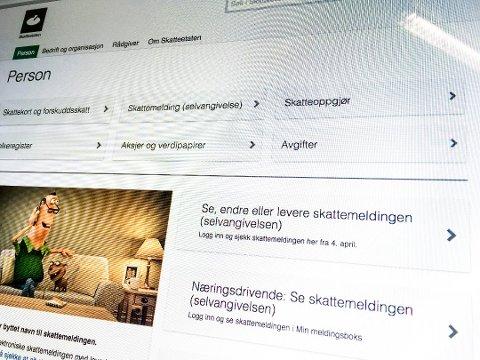 VIKTIG: Sjekk skattekortet ditt. Foto: Stian Lysberg Solum / NTB scanpix Foto: Solum, Stian Lysberg