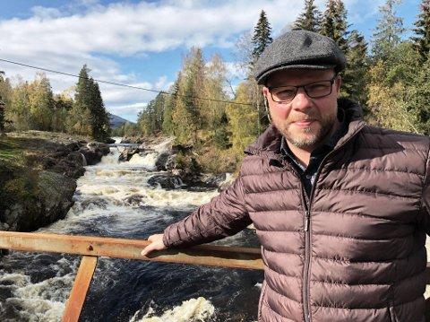 IKKE NOE Å HA: Ordfører Bengt Halvard Odden tviler ikke: Rapporten til kraftskatteutvalget bør skrotes med det samme.
