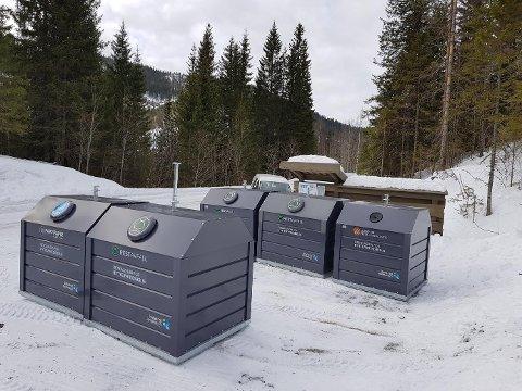 SLIK SKAL DET BLI: Dette er målet til Renovest. Klinisk avfallshåndtering hos deres 11 000 hytteabonnenter. foto: privat
