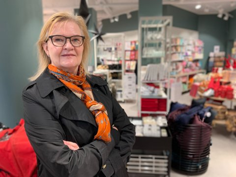 SNUOPERASJON: Nille har tapt store penger de siste årene og Kjersti Hobøl har jobbet med å snu skuta.  Foto: Halvor Ripegutu