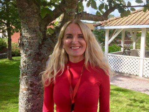 POP SEXOLOG: Beate Alstad er sexolog ved Sykehuset Telemark. Hun har en stor pågang av pasienter med sex-problemer.