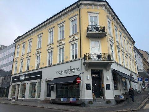 KJØPT: Her i denne bygningen over Palma har Karpe kjøpt leilighet.