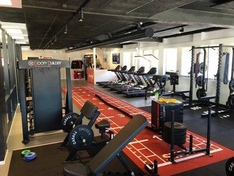 KONKURS: Mudo Gym er konkurs. Nå er det bare fire treningssentre igjen i Notodden.