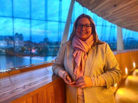 NY SJEF: Anna Hereid blir ny direktør fro Norsk Industriarbeidermuseum på Vemork. Hun  har bred erfaring fra norsk kultur og næringsliv og har jobbet med en rekke virksomheter og organisasjoner i norsk samfunnsliv.