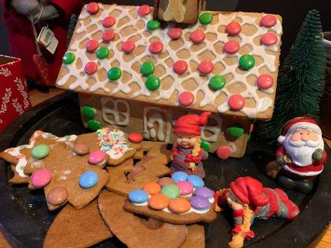 PEPPERKAKEBAKING: Den første jule-aktiviteten hos mange når desember melder sin ankomst. I år var svært mange åpenbart ekstra tidlig ute.