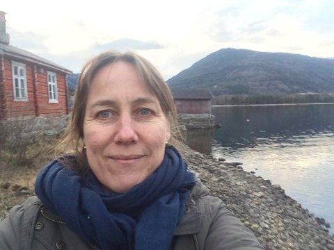 NY NAV-LEDER: Janne Strandrud har vokst opp i Tinn. Nå flytter hun hjem for å bli ny NAV-leder i Tinn.
