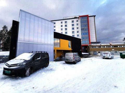 BRUDD PÅ ARBEIDSMILJØLOVEN: Arbeidstilsynet mener legevakta i Skien bryter arbeidsmiljøloven.