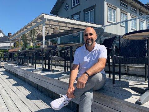 BREV OM UTKASTELSE: Dagens leietaker i bygget, Villa Mario Ristorante, har fått beskjed fra Park Eiendom at de må ut som følge av salget.