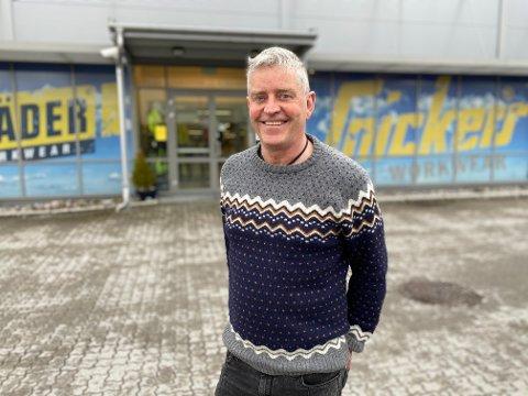 VEKST: 2020 ble et solid år for selskapet og Tom Arne Lefsaker. Nå ser han lyst på framtiden.