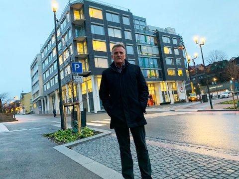 BEDRE: Nav-direktør Terje Tønnessen og de andre Nav-ansatte har hatt det travelt de to siste årene. Men ved inngangen til juni 2021 er det lyspunkter.