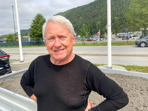BLIR DYRT: Tore Hagen leder Tuddal hytteforeningers fellesutvalg. Han sier vedtaket 16. juni vil bli dyrt for dem som nå vil koble seg på VA i Tuddal.
