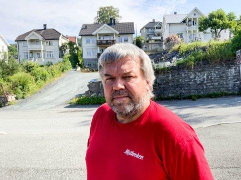 IKKE GREIT: Svein Brøndahl er frustrert over tilbudet fra det offentlige.