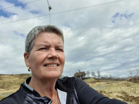 VIBECKE SELLIKEN: fra Norges Handikapforbund ser ikke positivt på hvordan tilgjengeligheten er for funksjonshemmede i Grenland.