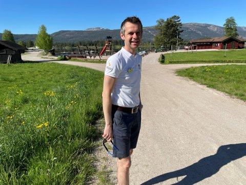 REISELIVET: Administrerende direktør på Straand Hotel, Lars Arne Straand, mener sammen med Atle Hovi, direktør ved Beitostølen Resort, at reiselivet bør flyttes til Landbruksdepartementet.