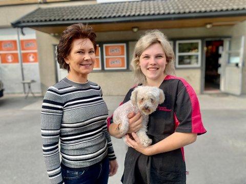 SATSER: Grete Kvernberg og datteren Rikke Kvernberg satser sammen.