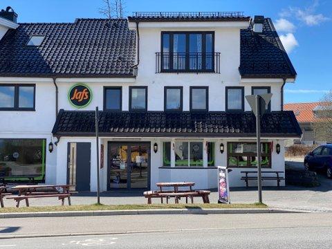 AVSLAG: Selskapet som har søkt om serveringsbevilling for serveringsstedet Jafs i Bø sentrum har fått avslag.