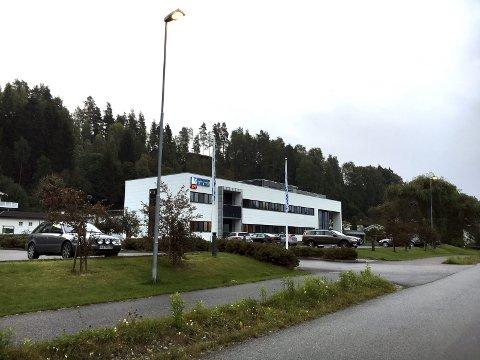 Streik: Notodden Energi (bildet) og Midt-Telemark Energi er blant kraftselskapene med medlemmer i streik.