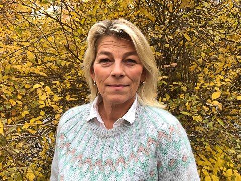 SP SVARTMALER: - Sps Åslaug Sem-Jacobsen svartmaler budsjettet, og jeg vil gjerne se hva hun vil ramme når Sp skal flytte på tre-fire milliarder i budsjettet, sier Høyre Solveig Sudbø Abrahamsen.