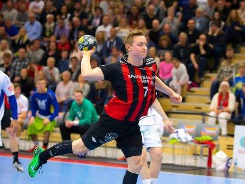 DANSK TOPPKLUBB: August Baskår Pedersen skal spille for den danske toppklubben Bjerringbro-Silkeborg