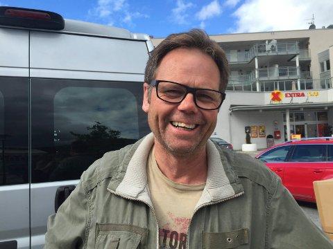 SKATTELISTE: Torgeir Ljosland kjøper seg opp i Notodden sentrum, og skatter av en formue på 9,1 millioner kroner. Årslønna han tar ut er beskjedne 452 000 kroner.