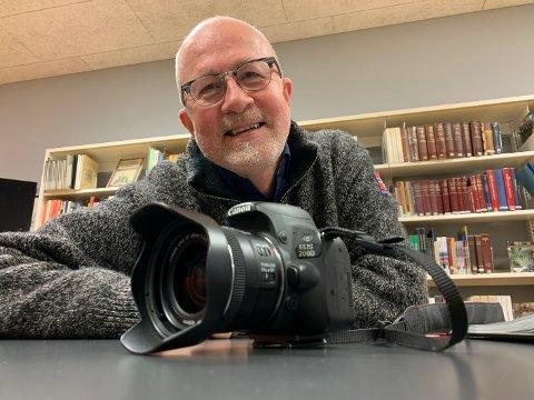 PÅ VILLSPOR: John Arne Nyhammer drar til Venezia om vinteren - når det er få turister og en levelig temperperatur. Og her tar han bilder ingen annen tar.