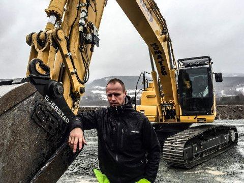 """KONKURS: John Inge Heimdals """"Noco Entreprenører AS"""" ble slått konkurs i dag. Selv vil Heimdal vente med å kommentere til alle formaliteter i retten er ferdige. Arkivfoto"""