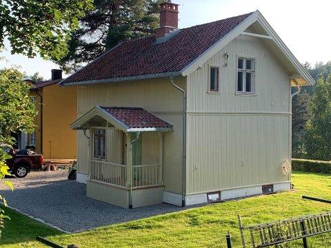 ARBEIDERBOLIG: Bevaringsarbeidet som er gjort på boligen i O. H. Holtas gate var en av seks nominerte til årets Bygg og Bevarepris.