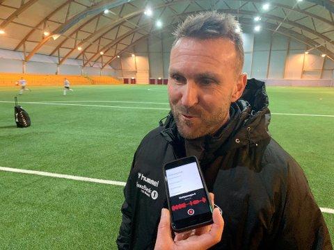 FÅR JOBBEN: Jan Frode Nornes blir Odds nye trener.