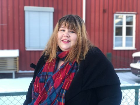 DET BESTE VALGET: Snart ett år etter at hun flyttet hit, angrer Charlotte Wissestad Johannessen definitivt ikke.