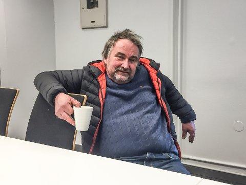 KONKURS: Trond Langedok og hans Notodden Flis og Mur er slått konkurs etter 21 års drift. Helt unødvendig mener han - men har nå startet opp nytt firma under navnet Telemark Gulvavretting.