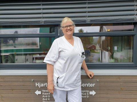 HØSTEN: - Tidligere har vi vært veldig heldige i Hjartdal, og fått besatt ledige sykepleierstillinger, men denne gangen lyktes vi ikke. Stillingene vil bli lyst ut til høsten igjen, sier Bjørg Inger Flatland.