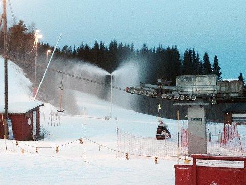 Surnadal Alpinsenter trenger mer penger for å kunne drive videre. Rådmann Knut Haugen har utarbeidet en skisse til løsning som skal sikre den videre driften uten at kommunens utgifter økes.