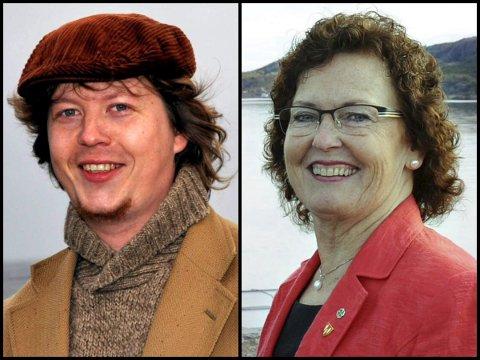 Sokneprest Sindre Stabell Kulø og medlem av kirkemøtet, Ann-Kristin Sørvik, har stått på vher sin side i striden om likekjønnet vigsel. Nå er de begge innstilt på å gå videre.